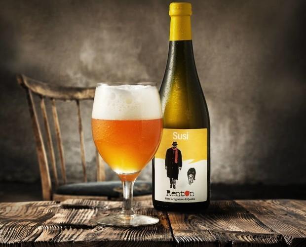 Susi. Birra artigianale Bionda