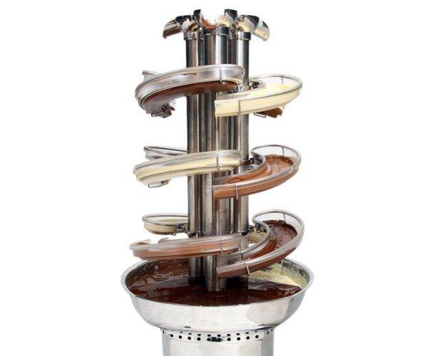 Cioccolato.Fontana di CIoccolata 3 gusti ( unico venditore )