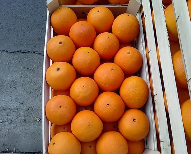 Cassetta arance.