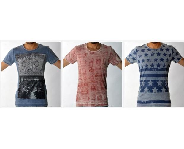 Distributori . Linea completa di magliette Monocco.