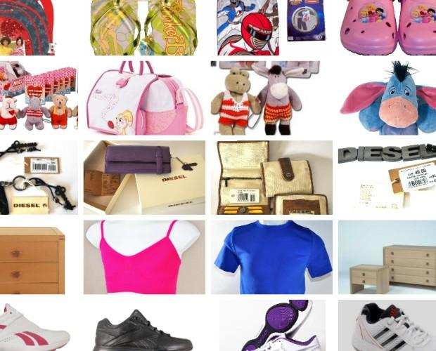 Giochi ed articoli per l'infanzia. Prodotti assortiti di diverse categorie