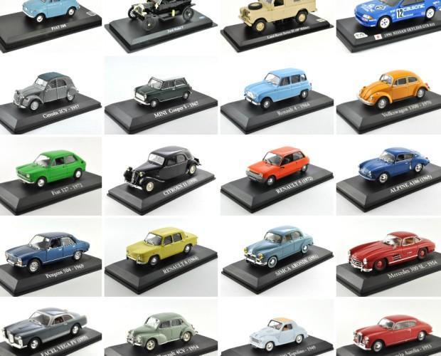 Macchine giocattolo. Diversi modelli anche da collezione
