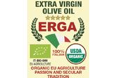 Olio Extravergine di Oliva Biologico Erga
