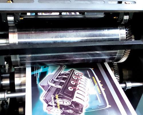 Macchine per la Stampa. Forniamo anche ricambi originali.