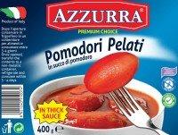 Canned Peeled Tomato