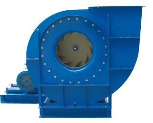 Ventilatori industriali.Disponibili a centrifuga ed elicoidali.