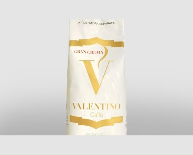 . Miscela in grani Valentino Caffè Gran Crema