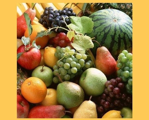 . Frutta fresca assortita Lombardi