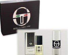 SERGIO TACCHINI. SERGIO TACCHINI COFFRET EDT 27ML VAPO + DEO 150ML