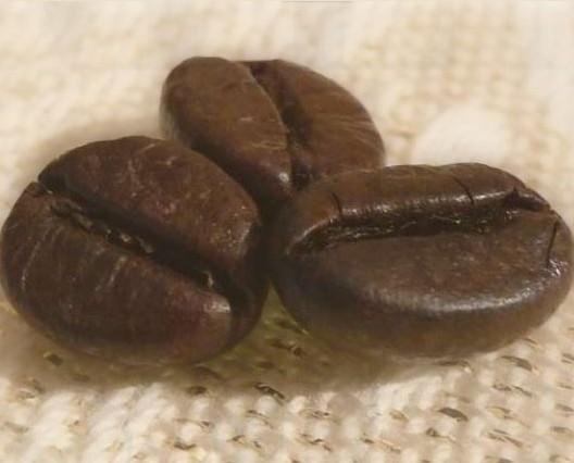 Caffè. Importata a livello internazionale.