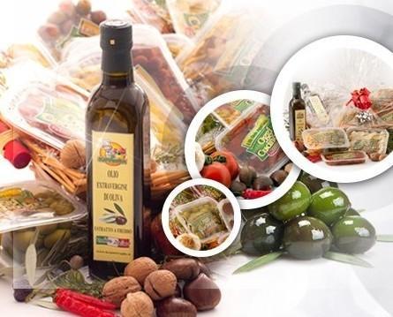 Aperitivi. Olive. Oltre 20 varietà di olive differenti
