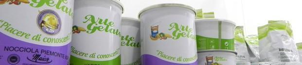 Materie prime DOC. Semilavorati per un gelato tutto italiano