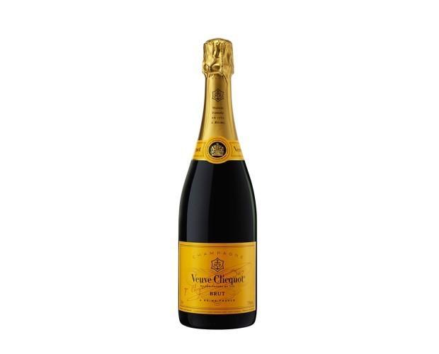 . Champagne Veuve Clicquot Brut