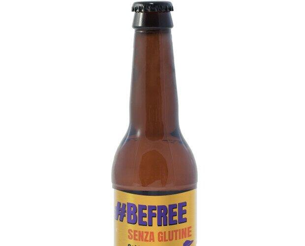 bionda senza glutine. birra artigianale bionda senza glutine