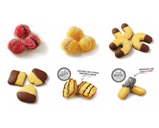 Biscotti. Alcune delle nostre Frolle
