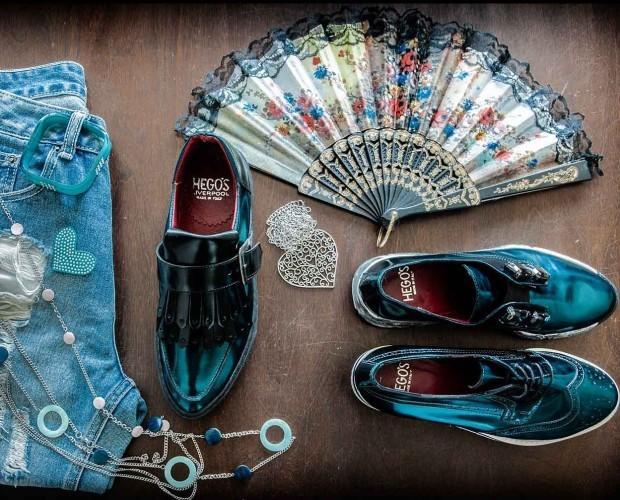 Calzature Glamour. Perfette in ogni situazione.