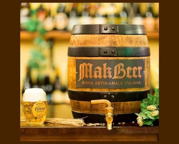 Birra di alta qualità. Produzione Italiana