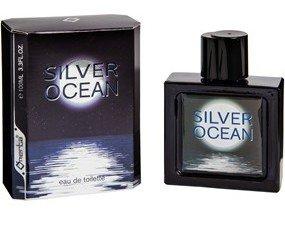 SILVER OCEAN. PROFUMO UOMO 100 ML.