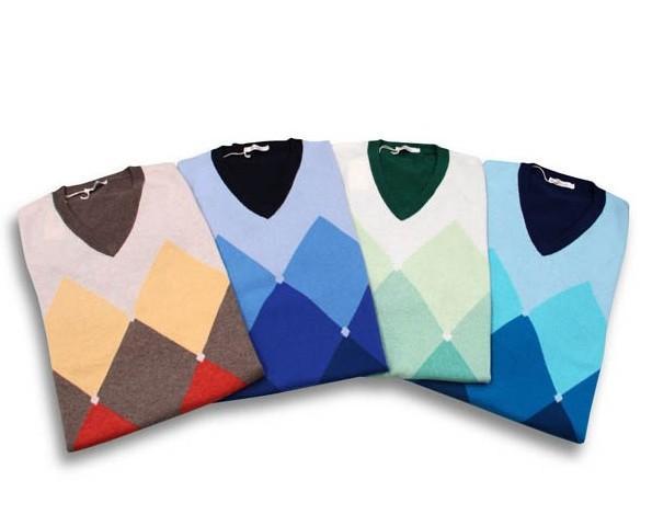 . Assortimento pullover Cashmere