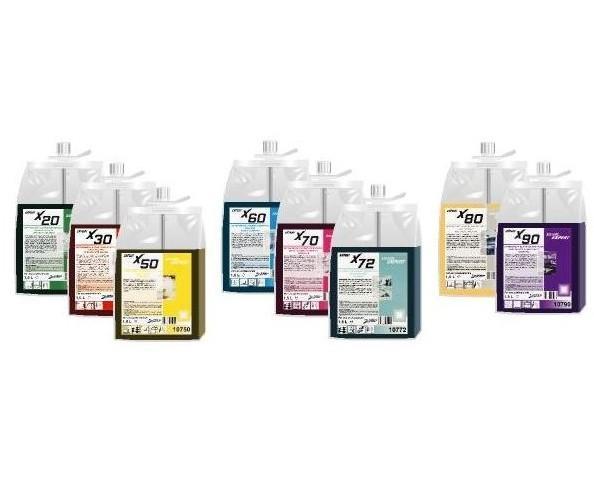 Linea System Expert. Detergenti vari