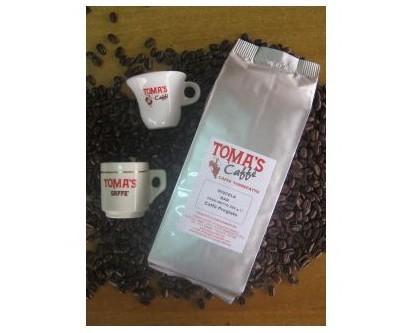 . Miscela in grani Toma's Caffè