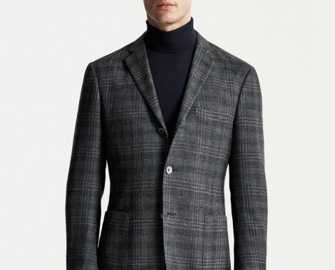 Giacca da uomo. Abbigliamento Classico