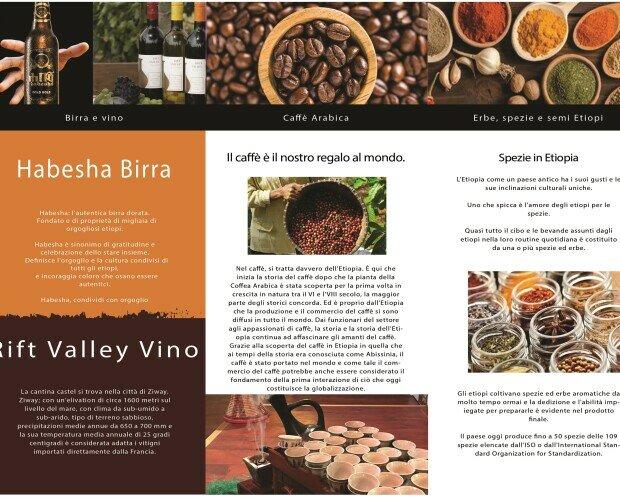 Prodotti Etiopi. Caffè Arabica, Birra, Vino, Erbe, Spezie e Semi Etiopi
