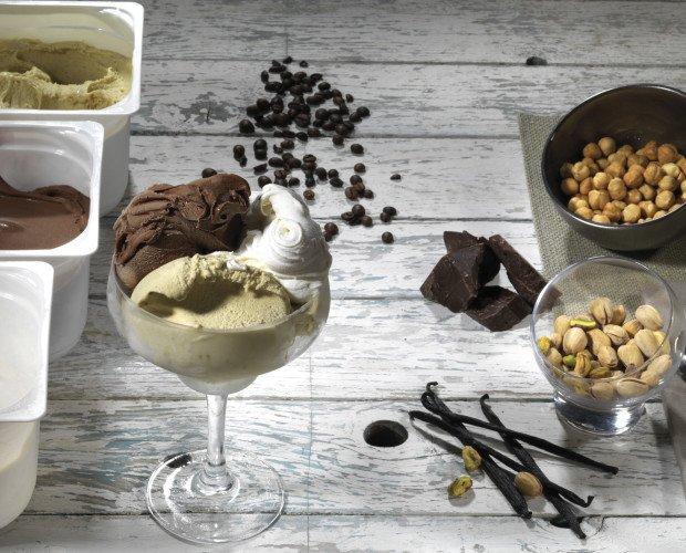 LINEA MANTECATI. Prodotti in Vaschetta: • Mantecati Tradizionali  ° Mantecati Speciali • Sorbetti di Frutta