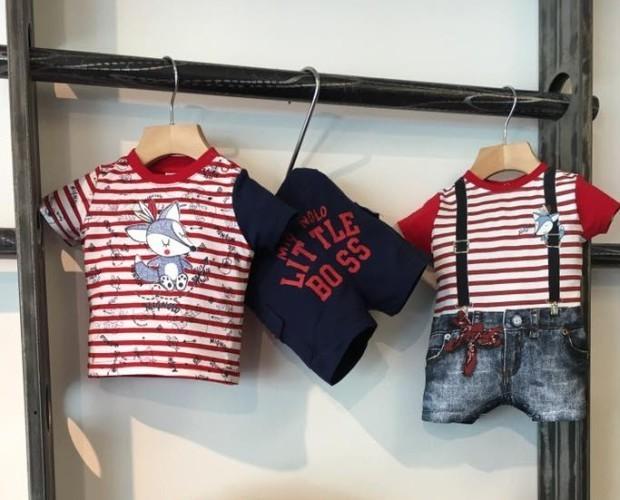Abbigliamento Neonato. Abbigliamento comodo e di qualità