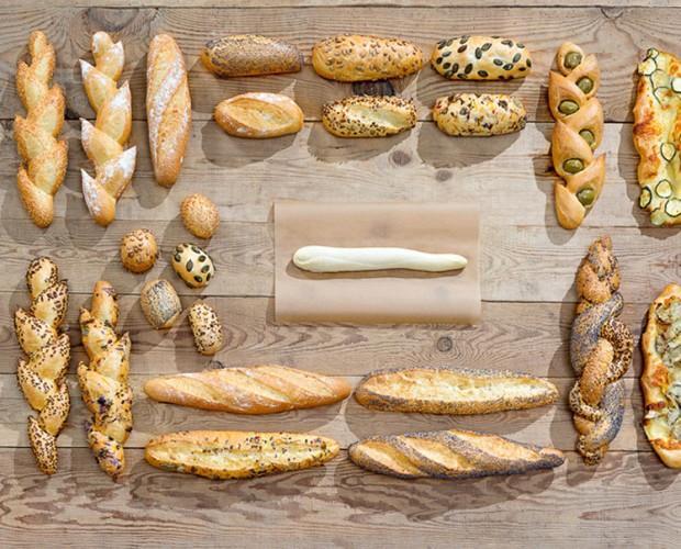 Pane fresco. Produzione di pane Trentino