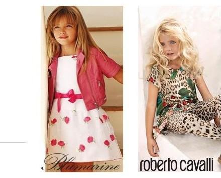 Abbigliamento per bambina. Solo marchi prestigiosi.