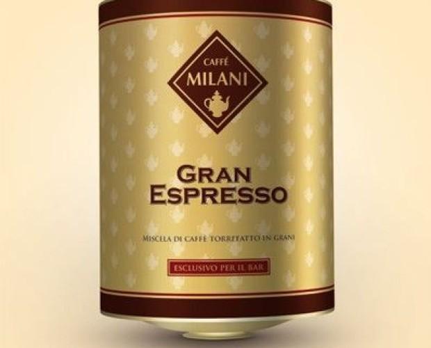 Gran espresso. Miscela espresso per bar