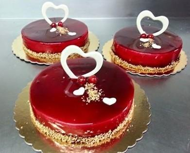Torte Moderne. Fresche o Semifredde