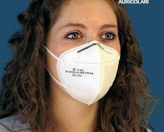 mascherine FFP2. Le mascherine FFP2 monouso, sono dispositivi di protezione individuale