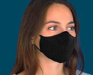 Mascherine Lavabili.Mascherine in tessuto a fascia