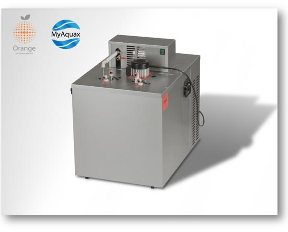 Noleggio Refrigeratori d'acqua.Attrezzature sottobanco a 3 selezioni.