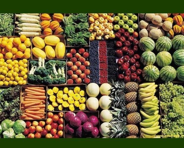 . Assortimento frutta e verdura