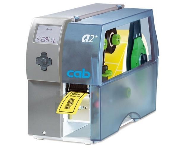 CAB. Modello A2+ 300 dpi (disponibile anche 600dpi)