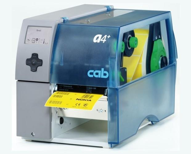 CAB. Modello A4+ 200 dpi (disponibile anche 300 e 600 dpi)