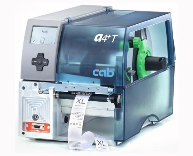 CAB. Modello A4+T 300 dpi + Coltello (per il tessile)