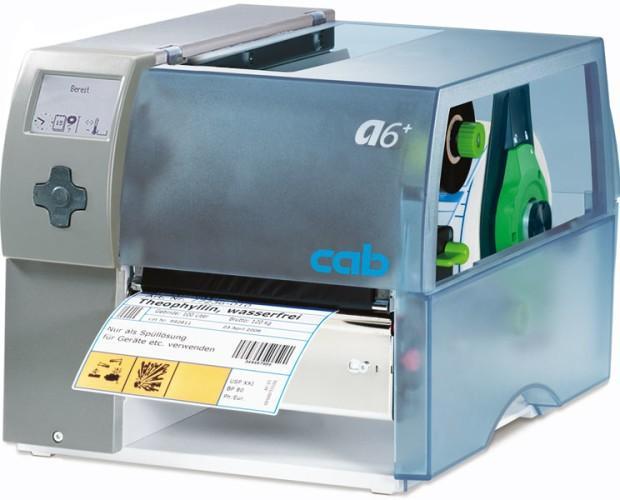 CAB. Modello A6+ 200 dpi (disponibile anche 300dpi)