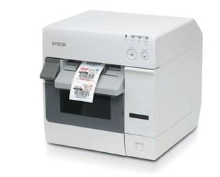EPSON. ColorWorks C3400