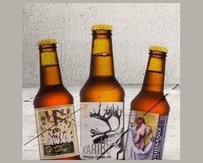 Birre artigianali. Differenti stili la stessa Classe.
