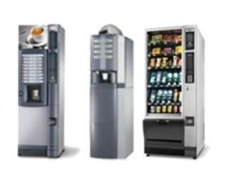 Noleggio Macchine vending.Le macchine per il ristoro nel tuo ufficio
