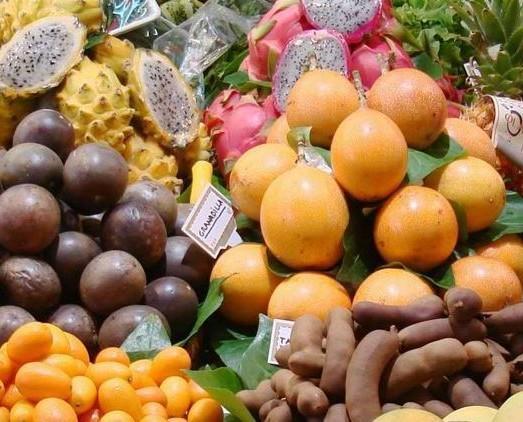Frutta Fresca.Prodotti di qualità