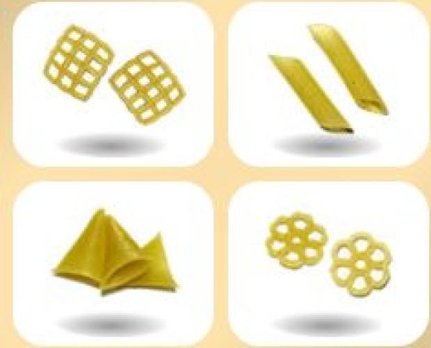 FEN. Macchinari per la produzione di snack pellets