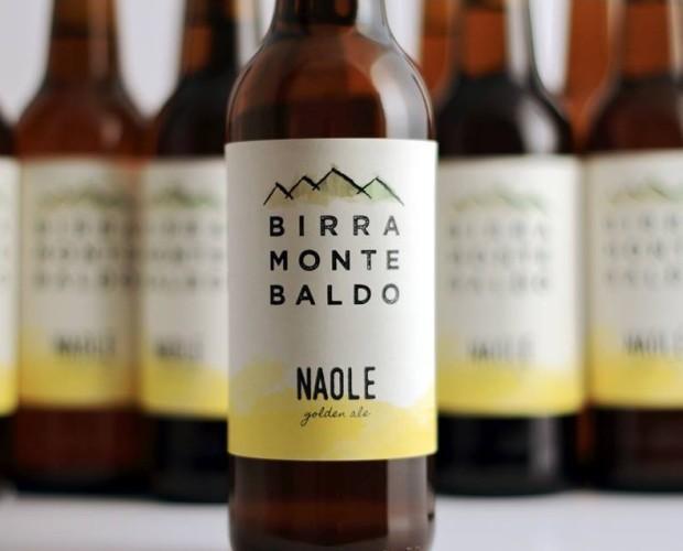 Naole. Birra artigianale in stile golden Ale
