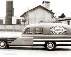 La prima macchina aziendale. Quasi ottant'anni di esperienza