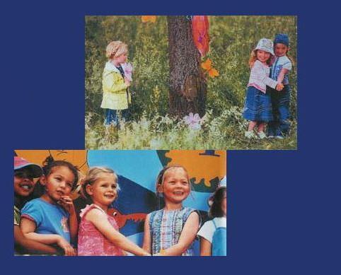 Abbigliamento per bambini. Colorato, pratico, comodo.