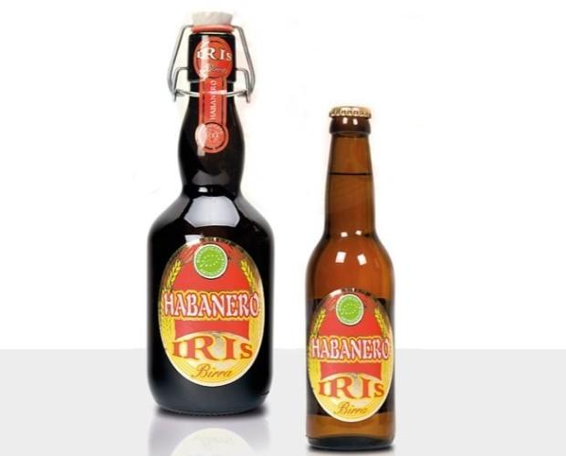 Habanero . Birra aromatizzata al Peperoncino